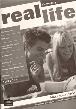 Real Life Elementary Test book + CD - S. Cunningham, P. Moor, Martyn Hobbs, J. Keddle