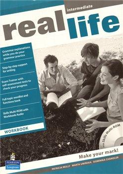 Real Life Intermediate Workbook - S. Cunningham, P. Moor, Martyn Hobbs, J. Keddle
