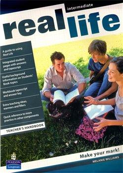 Real Life Intermediate Teacher´s book - S. Cunningham, P. Moor, Martyn Hobbs, J. Keddle