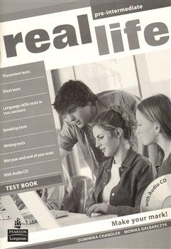 Real Life Pre-intermediate Test book + CD - S. Cunningham, P. Moor, Martyn Hobbs, J. Keddle