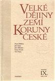 Velké dějiny zemí Koruny české IX. (1683 – 1740) - obálka