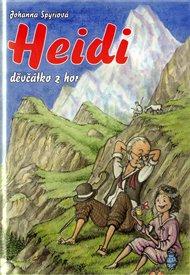 Heidi, děvčátko z hor