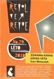 Revolver Revue 79 + Jedna věta - obálka