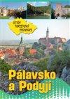 Obálka knihy Pálavsko Podyjí Ottův turistický průvodce