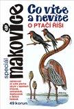 Co víte a nevíte o ptačí říši - obálka