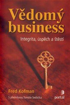 Obálka titulu Vědomý business