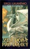 Zlá doba pro draky - obálka