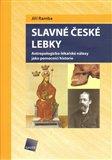 Slavné české lebky - obálka