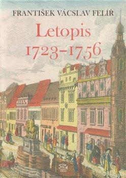 Obálka titulu Letopis 1723–1756