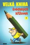 Velká kniha švédských křížovek 7 - obálka