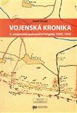 Vojenská kronika 4. znojemské pohraniční brigády 1945–1955 - obálka