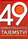 49 marketingových tajemství (pro zaručené zvýšení prodeje) - obálka