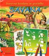 Obálka knihy Savana