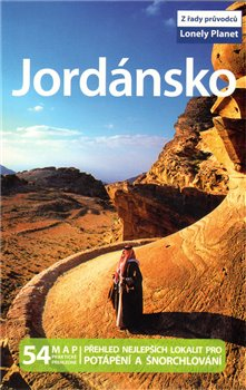 Jordánsko2 - Lonely Planet
