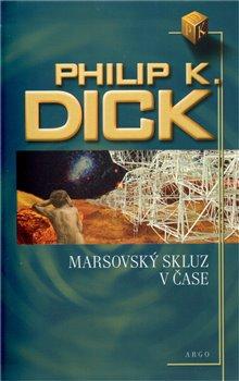 Obálka titulu Marsovský skluz v čase