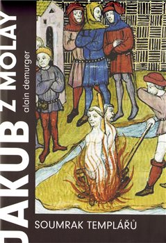Obálka titulu Jakub z Molay
