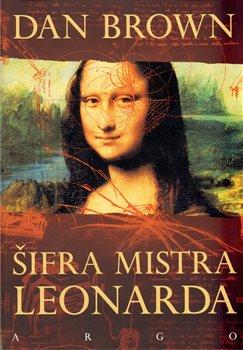 Obálka titulu Šifra mistra Leonarda