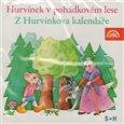 Hurvínek v pohádkovém lese, Z Hurvínkova kalendáře - obálka