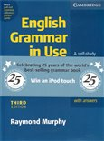 English Grammar in Use with answers - 3rd edition - obálka