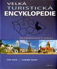 Velká turistická encyklopedie - Olomoucký kraj - obálka