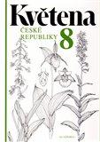 Květena České republiky 8 - obálka