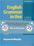 English Grammar in Use without answers - 3rd Edition - obálka