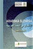 Arabská slovesa - obálka