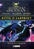 Bitva o Labyrint (Percy Jackson 4) - obálka