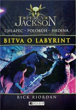 Obálka titulu Bitva o Labyrint