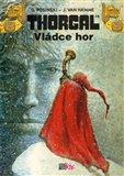 Thorgal – Vládce hor - obálka