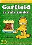 Garfield si válí šunku (Garfield 30.) - obálka