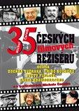 35 českých filmových režisérů - obálka