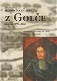 Martin Maxmilián z Golče (kolem 1593–1653) - obálka
