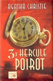 3x Hercule Poirot - obálka