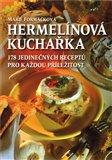 Hermelínová kuchařka - Mnoho inspirativních receptů - obálka