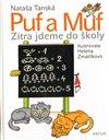 Obálka knihy Puf a Muf – zítra jdeme do školy