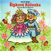 Obálka knihy Šípková Růženka - leporelo