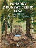 Pohádky z Kunratického lesa - obálka
