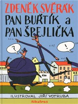 Obálka titulu Pan Buřtík a pan Špejlička