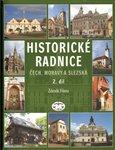 Historické radnice Čech, Moravy a Slezska, II. díl (H-Ž) - obálka