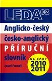 Anglicko-český a česko-anglický příruční slovník - obálka