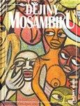 Dějiny Mosambiku - obálka