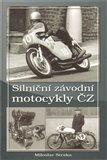 Silniční závodní motocykly ČZ - obálka