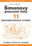 Šimonovy pracovní listy 11 - obálka