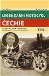 Obálka knihy Legendární motocykl Čechie