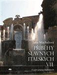Příběhy slavných italských vil (Umělecko-historický průvodce) - obálka