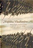 Vojáku Vladimíre... - obálka