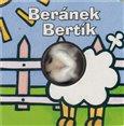 Beránek Bertík (Lepolero s prstovým maňáskem) - obálka
