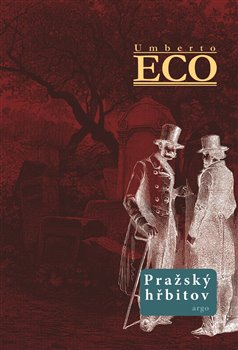 Obálka titulu Pražský hřbitov