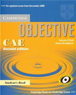Obálka titulu Objective CAE - 2nd edition - Student´s Book